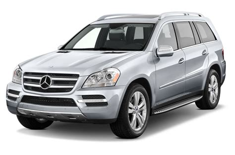 For 2012, led daytime running lights are now standard on the gl350 bluetec and gl450, as well, two new paint colors have been added. 2012 Mercedes-Benz GL-Class Reviews and Rating | Motor Trend