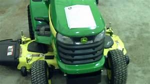 John Deere X530 Multi Terrain Garden Tractor