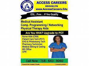 Start the CNA /PCT Training !! & Get the Job In Hospital ...