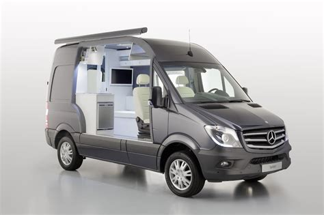Mercedes-benz Sprinter Caravan Concept