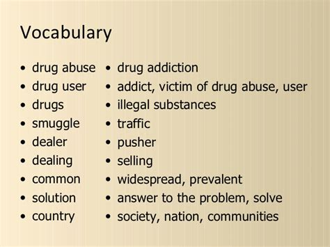 List Of Commonly Used Illegal Drugs Casacolumbia  Beautifull Collection Models