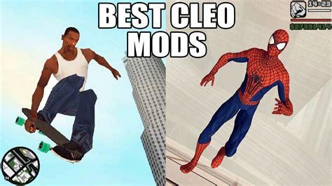 Gta San Andreas Top Cleo Mods Spiderman Car Spawner