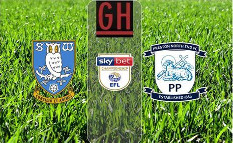 Sheffield Wednesday 1-3 Preston – Championship ...