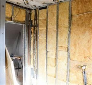 Comment Isoler Un Mur En Pierre Humide : isoler un mur humide el gant comment isoler un mur humide ~ Premium-room.com Idées de Décoration