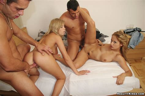 European Sex Orgy