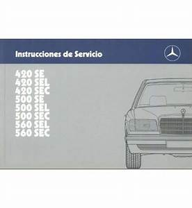 Mercedes Benz 560 Sel Manual