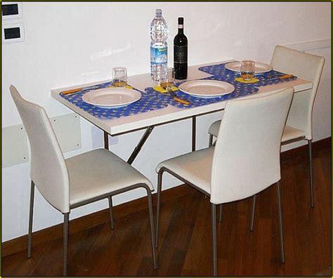 diy wall mounted folding kitchen table besto blog
