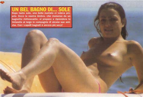 Ambra Angiolini Nude Pics Pagina