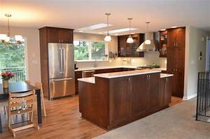 easy tips for split level kitchen remodeling projects With split level kitchen design ideas