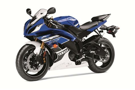 And Here Is The 2013 Yamaha Yzf-r6...