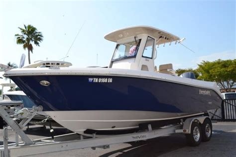 Used Everglades Boats For Sale By Owner by Everglades Center Console Boats For Sale In Naples Florida