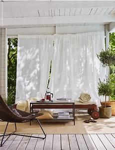 Outdoor Vorhänge Ikea : poppytalk n hen pinterest terrasse balkon und drau en ~ Yasmunasinghe.com Haus und Dekorationen
