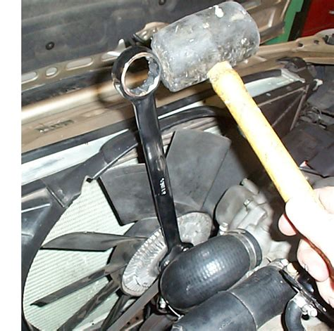 Bmw Fan Clutch Removal Tool by Radiator Fan Clutch Tool Radiator Free Engine Image For