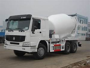 China 9m3 Concrete Mixer Truck /Cement Mixer Truck - China ...