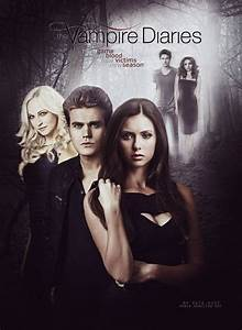 Fan-made Season 6 Poster - The Vampire Diaries TV Show Fan ...