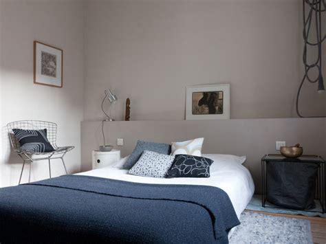 décoration chambre ton gris