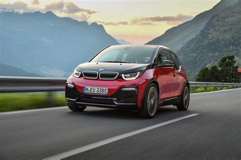 2018 Bmw I3 Receives Updates Sportier I3s Added To Lineup