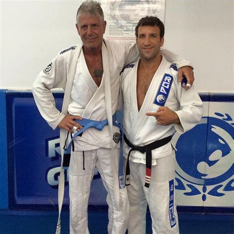 anthony bourdain 39 s journey to brazilian jiu jitsu blue belt