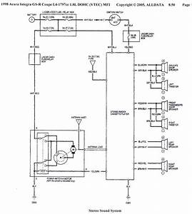 Diagram  2005 Honda Accord Radio Wiring Diagram