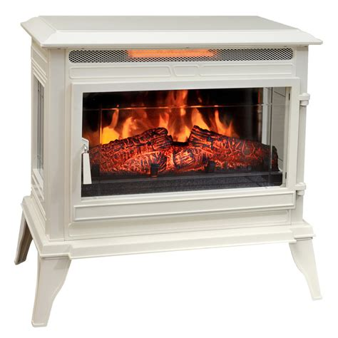 electric fireplace stove comfort smart jackson infrared electric fireplace