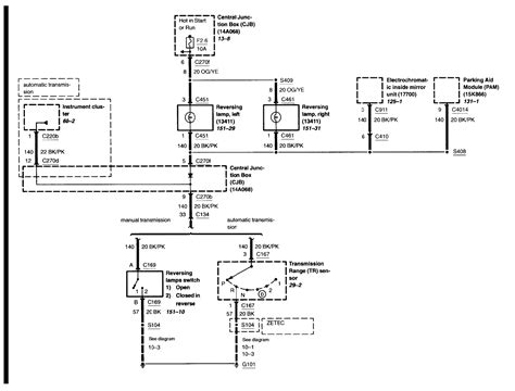 2003 Ford Escape Wiring Diagram by I M Wiring My 2003 Ford Escape For A Trailer Hitch Can