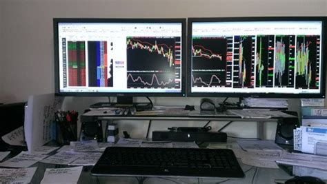 incredible trading desk
