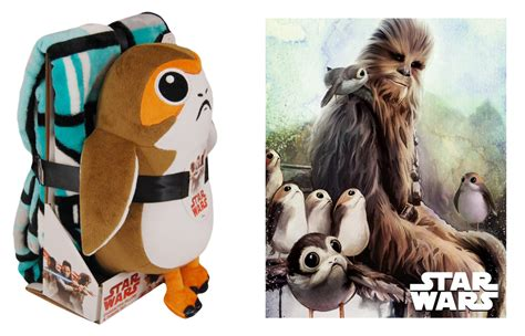 The Last Jedi Chewbacca And The Porgs Milners Blog