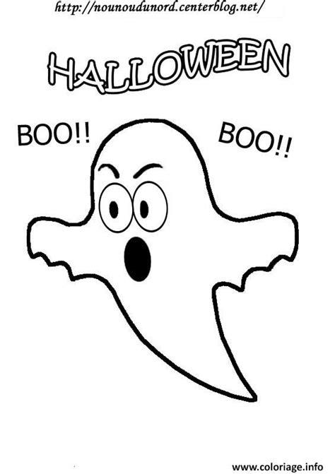 dessin de fantome a imprimer coloriage fantome boo boo dessin
