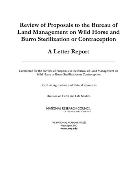21667 a professional resume format review of proposals to the bureau of land management on
