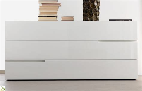 Comò moderno 3 cassetti Fergi Arredo Design Online