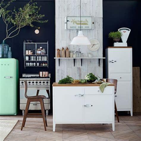 Cabin Kitchen Island  White  West Elm  Home  Pinterest