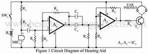Ic 4558 Hearing Aid Circuit