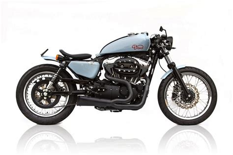 The Sportster Cafe Racer By Deus Ex Machina