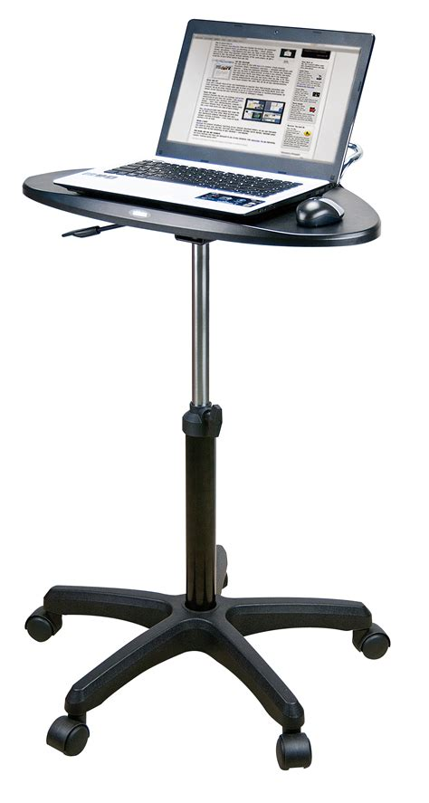 mobile sit stand desk upanatom sit stand mobile laptop desk paramount business