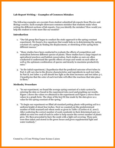 28 sle of report writing pdf exles of resumes