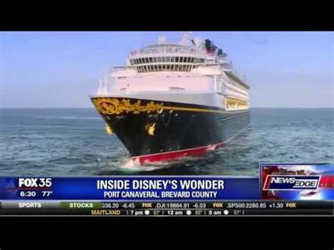 inside reved disney cruise ship quot wonder quot youtube