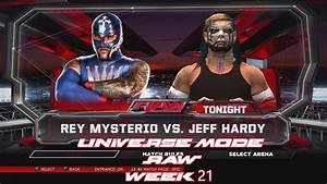Jeff Hardy And Rey Mysterio Tag Team 40409 | BURSARY