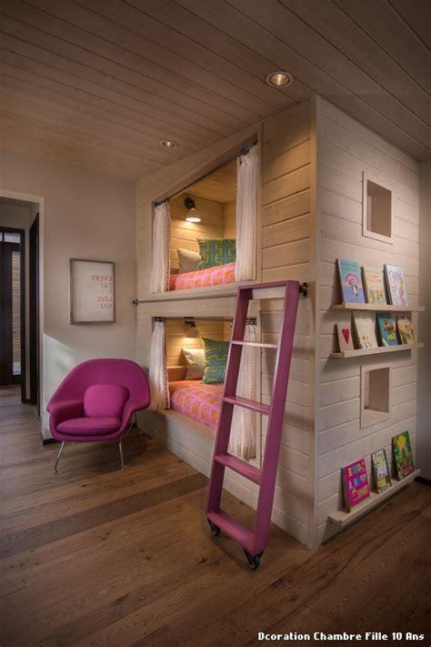 chambre d馗oration davaus deco chambre fille 10 ans avec des idées intéressantes pour la conception de la chambre