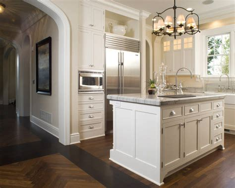 microwave placement houzz