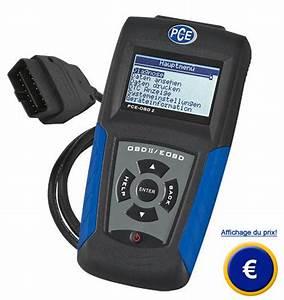 Appareil Diagnostic Auto : quipement scanner diagnostic automobile pce obd ii ~ Dallasstarsshop.com Idées de Décoration
