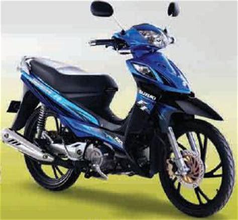 motorcycle suzuki shogun hyper injection fi 2009