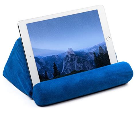 Tablet Pillow For Galaxy And Ipad, Plush Microfiber Mini