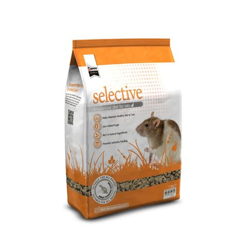 rat cuisine buy supreme selective complete rat food 1 5kg