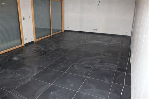 carrelage 45x45 gris anthracite