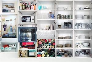 Rangement Cuisine Organisation : cuisine 10 astuces de rangement simplement organis e ~ Premium-room.com Idées de Décoration