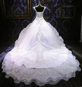 huge ball gown wedding dress big wedding dress With huge wedding dresses