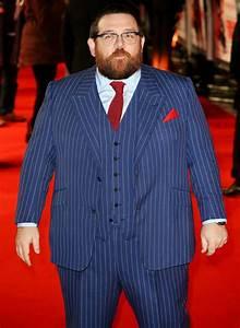 Nick Frost Picture 35 - World Premiere of Cuban Fury ...