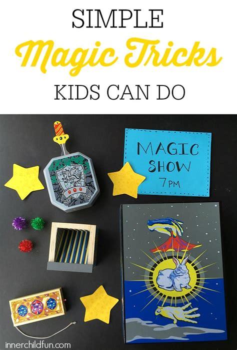 simple magic tricks  kids  child fun