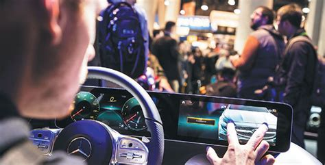 daimler aims  change   people experience vehicles