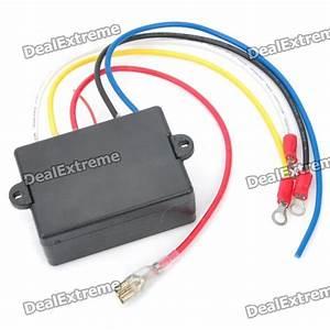 Electric Winch Wireless Remote Control System Sku